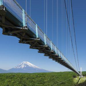 写真:吊橋